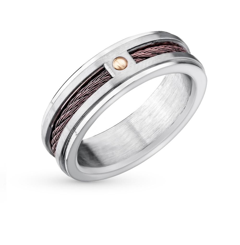 Фото «кольцо из стали с со сталью»