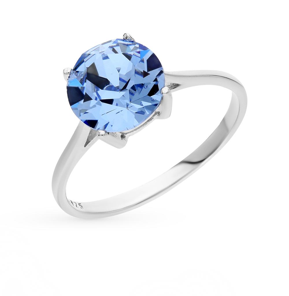 Фото «серебряное кольцо с кристаллами»