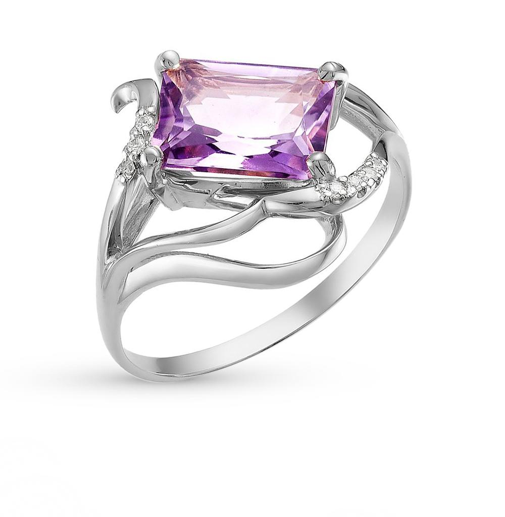 Фото «кольцо с фианитами»