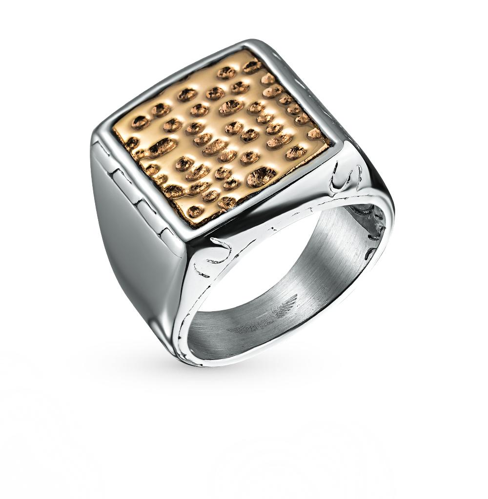 Фото «кольцо из серебра с сталью»