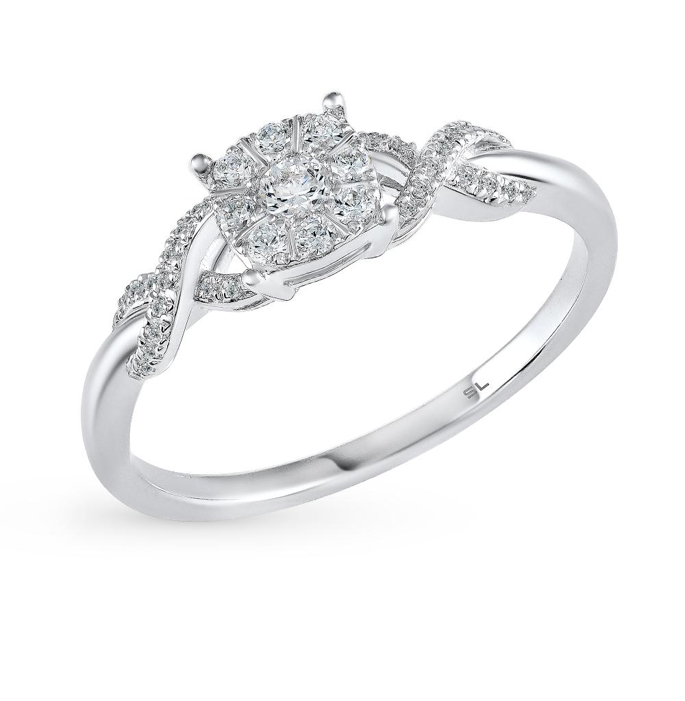 санлайт кольца серебро